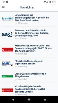 GKV-Netzwerk screenshot 1