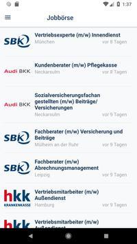GKV-Netzwerk screenshot 2