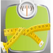 ikon Weight Tracker aktiWeight