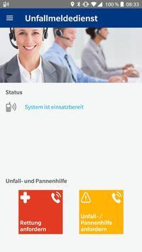Allianz Unfallmeldedienst screenshot 1