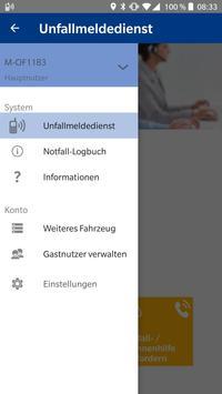 Allianz Unfallmeldedienst screenshot 2