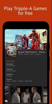 Free Games Radar screenshot 1
