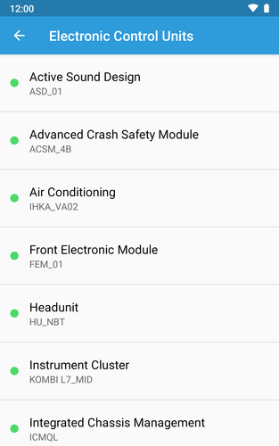 BimmerCode for BMW and Mini APK 2 11 1-6048 Download for