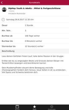 Tanz+ Zwicky screenshot 13