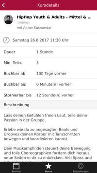 Tanz+ Zwicky screenshot 3