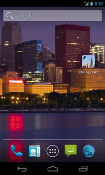 Chicago Night & Day LWP Free screenshot 1