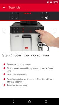 Melitta® Companion screenshot 2
