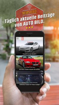 AUTO BILD poster