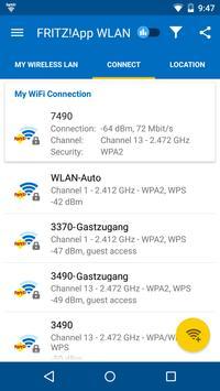 FRITZ!App WLAN screenshot 1