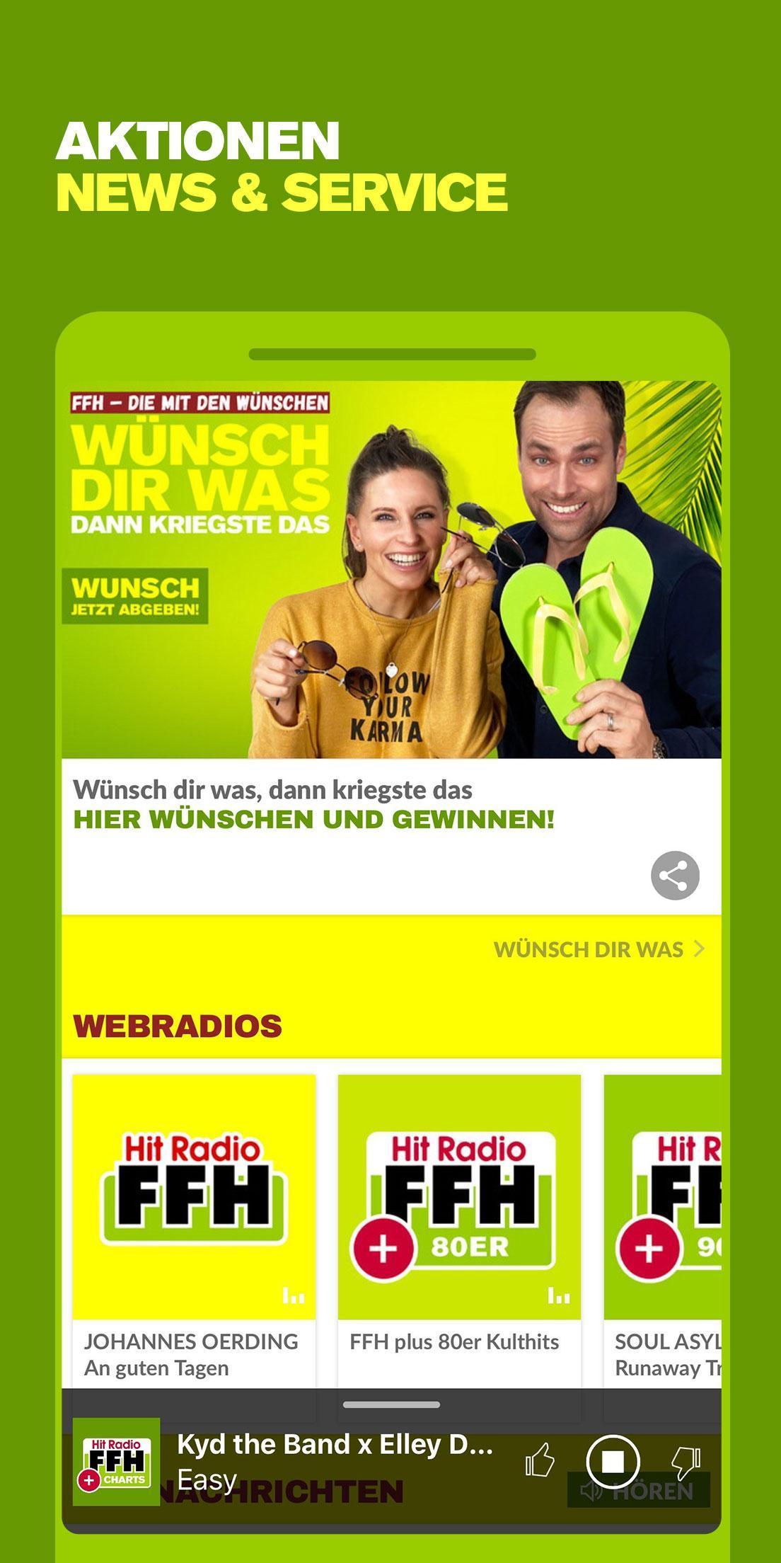 Hit Radio Ffh App