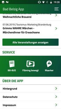 Bad Belzig App screenshot 3