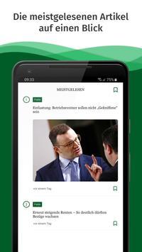 Berliner Morgenpost News screenshot 3