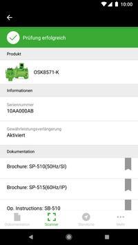 BITZER SPOT APP Screenshot 8