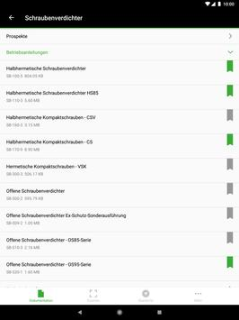 BITZER SPOT APP Screenshot 1