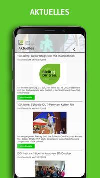 Gladbeck-App screenshot 2