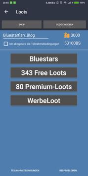 Bluestarfish screenshot 5