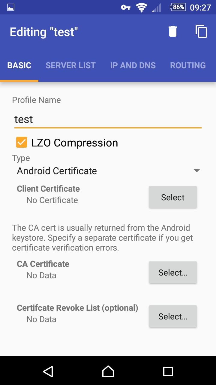 OpenVPN for Android for Android - APK Download