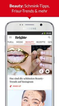BRIGITTE – Mode, Liebe, Beauty screenshot 1