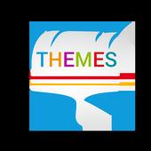TheThemesWorld - Launcher, Themes, Backgrounds icon