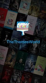 TheThemesWorld - Launcher, Themes, Backgrounds poster