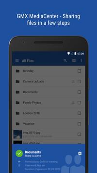 GMX - Mail & Cloud screenshot 3
