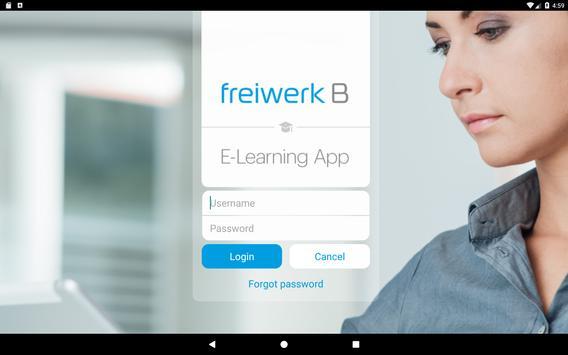 freiwerk B eLearning screenshot 3