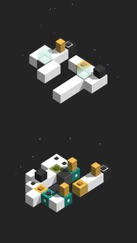 QB - a cube's tale 海报