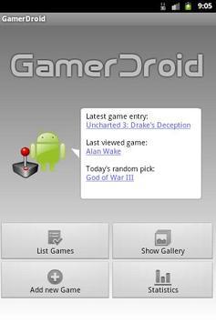 GamerDroid poster