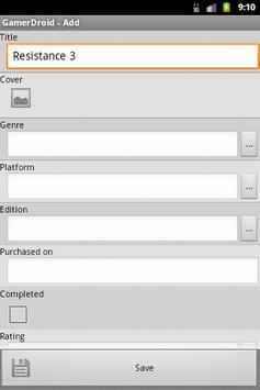GamerDroid screenshot 2