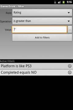 GamerDroid screenshot 5