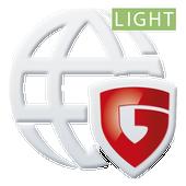 G DATA INTERNET SECURITY light icon