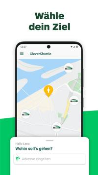 CleverShuttle screenshot 1