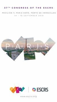 ESCRS Paris 2019 poster