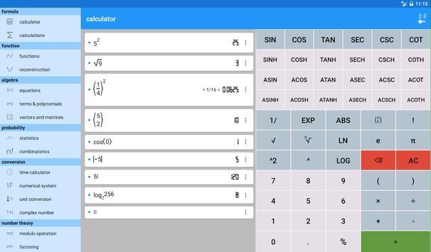 Mathematics screenshot 6