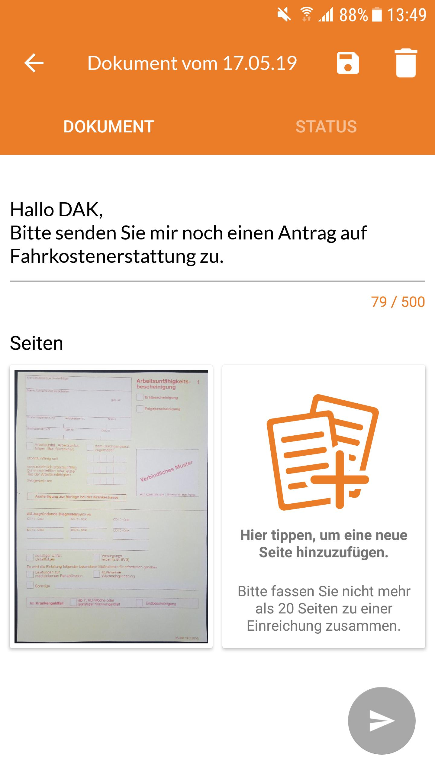Dak Scan App For Android Apk Download