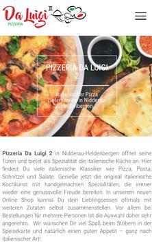 Pizzeria Da Luigi 2 (Nidderau) poster