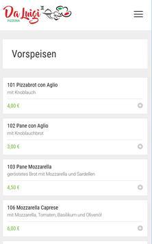 Pizzeria Da Luigi 2 (Nidderau) screenshot 1