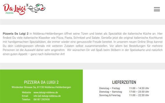Pizzeria Da Luigi 2 (Nidderau) screenshot 6