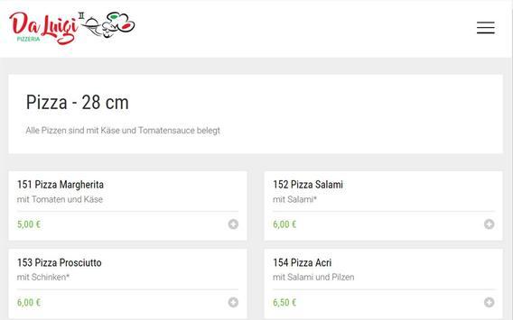 Pizzeria Da Luigi 2 (Nidderau) screenshot 7