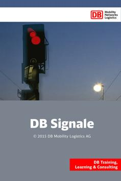 Ril 301 DB Signale poster