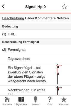 Ril 301 DB Signale screenshot 2