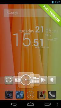CircleLauncher light screenshot 2