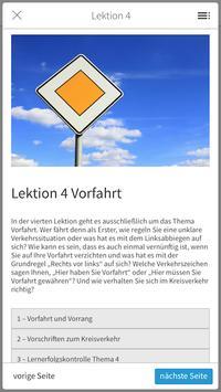 Fahrschulcard screenshot 6