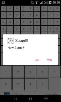 Sudoku Generator screenshot 5