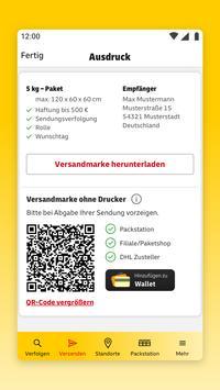 Post & DHL Screenshot 4