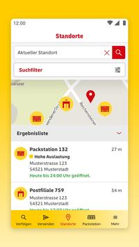 DHL Paket Screenshot 5