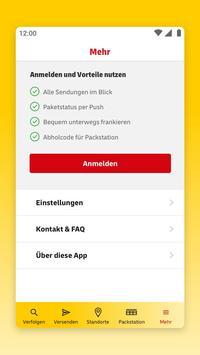 DHL Paket Screenshot 7