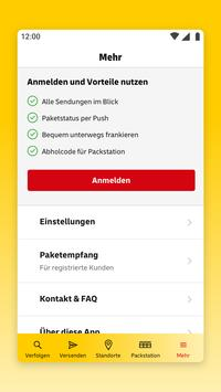 Post & DHL Screenshot 7