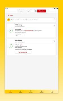 Post & DHL Screenshot 9