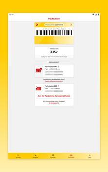 DHL Paket Screenshot 14